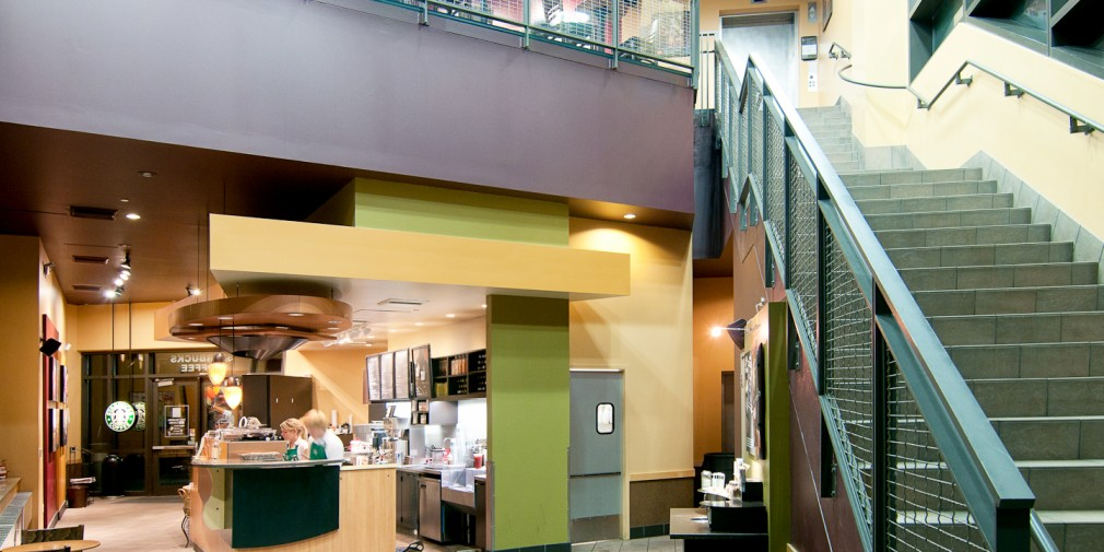 University Of Cincinnati Starbucks Refresh Ohio