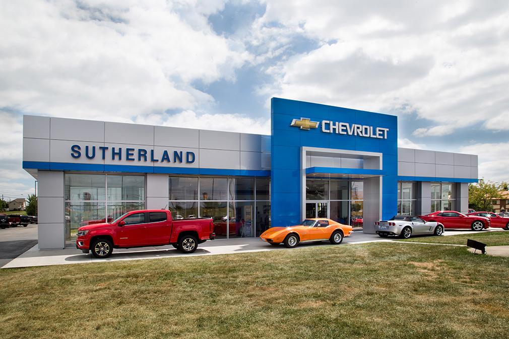 Chevrolet Lexington Ky >> Sutherland Chevrolet 2 - DeanBuilds